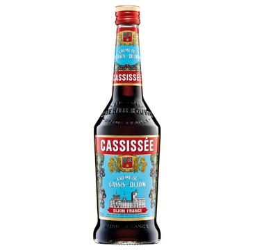 Cassissée Crème de Cassis