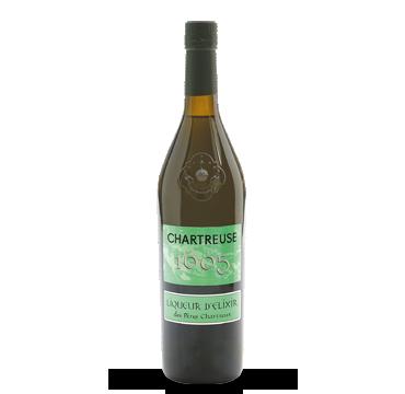 Chartreuse 1605 – Liqueur d'Elixir