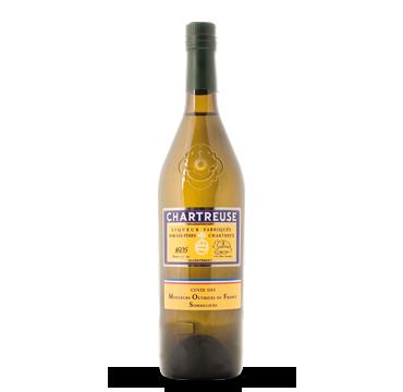 Chartreuse Liqueur des Meilleurs Ouvriers de France Sommeliers