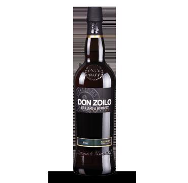 Williams & Humbert Don Zoilo Dry Fino Sherry