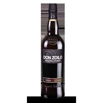 Williams & Humbert Don Zoilo Dry Oloroso Sherry 12 Years