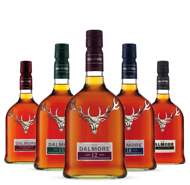 Dalmore Single Malt Highland Scotch Whisky