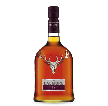 The Dalmore 12 years old Single Highland Malt Scotch Whisky