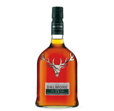 The Dalmore 15 years old Single Highland Malt Scotch Whisky