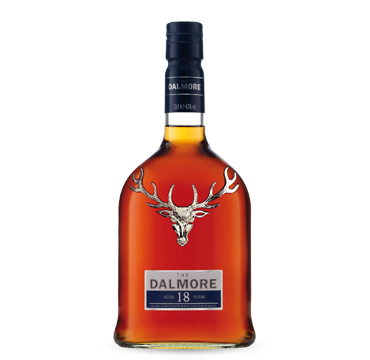 The Dalmore 18 years old Single Highland Malt Scotch Whisky