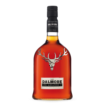 The Dalmore King Alexander III. Single Malt Scotch Whisky