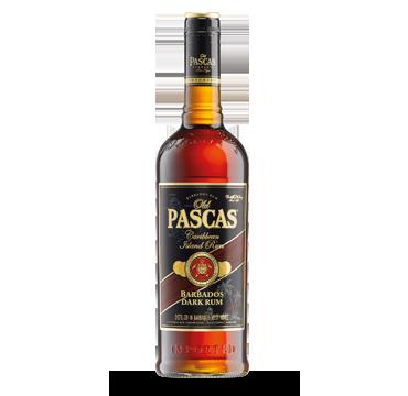 Old Pascas Barbados Dark Rum