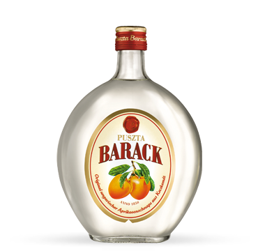Puszta Barack Aprikosenspirituose