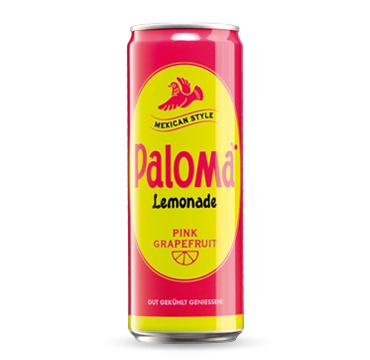 Paloma Pink Grapefruit Lemonade