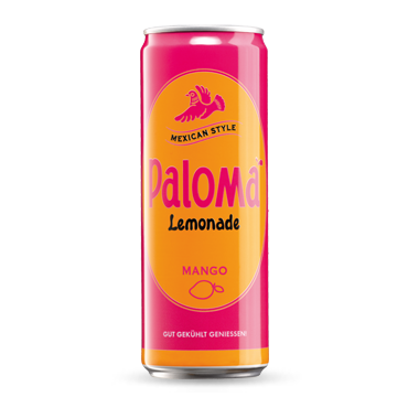 Paloma Lemonade Mango