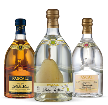 Pascall. Exquisite fruit brandies from France's Vosges region.