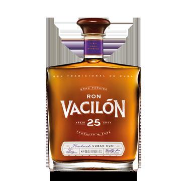 RON VACILÓN 25 AÑOS