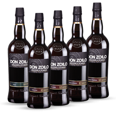 Don Zoilo W&H Collection Sherry