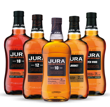 Isle of Jura Single Malt Scotch