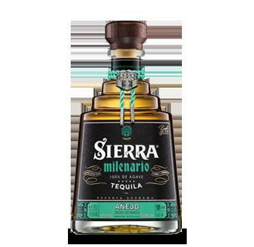 Sierra Milenario Tequila Añejo