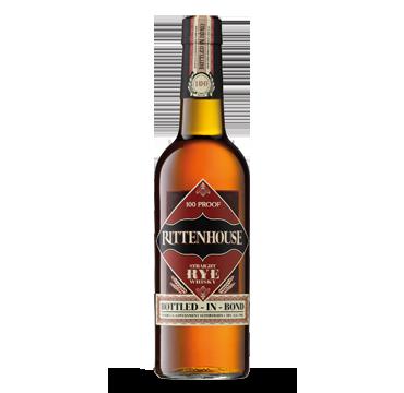 Rittenhouse Straight Rye Whisky Bottled-in-Bond