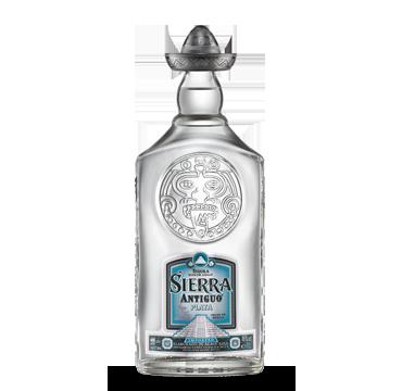 Sierra Antiguo Tequila Plata