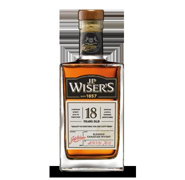 J.P. Wiser's 18 YO