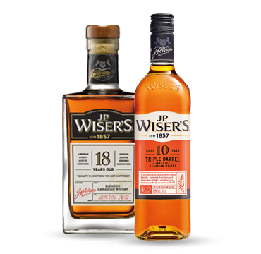 J.P. Wiser's Canadian Whisky