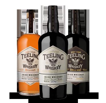 Teeling Irish Whiskey