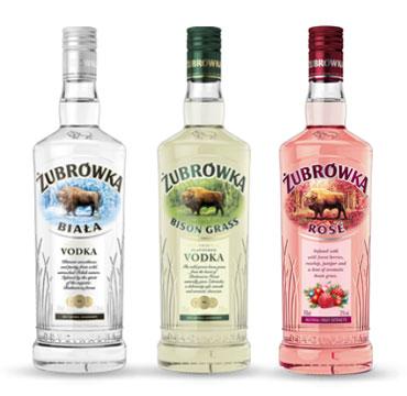 Zubrówka Vodka